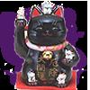 black_Maneki-Neko