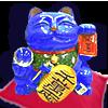 blue_Maneki-Neko