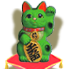 green_Maneki-Neko2