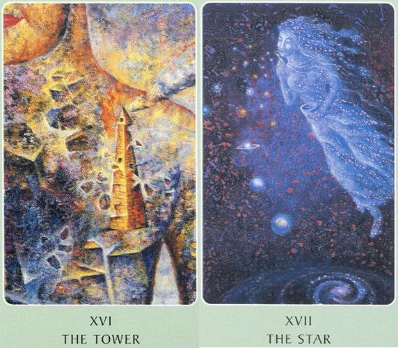 XVI-Tower_XVII-Star