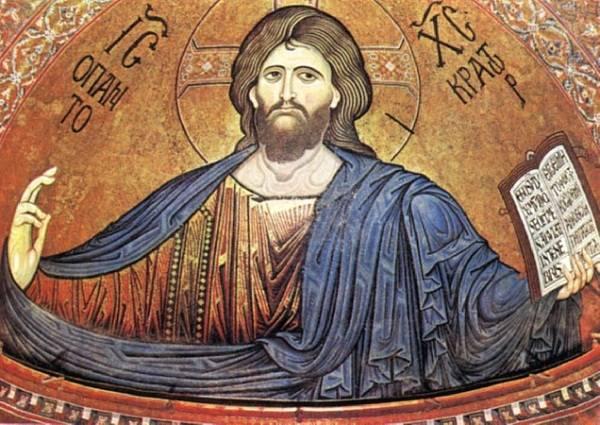 Freska Spas na Prestole
