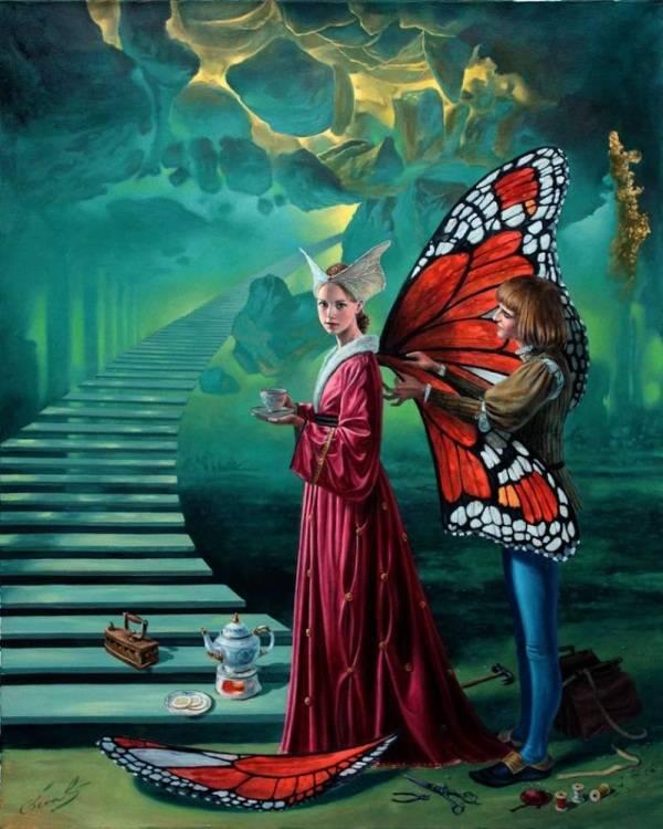 Stairway To Heaven - Eternity