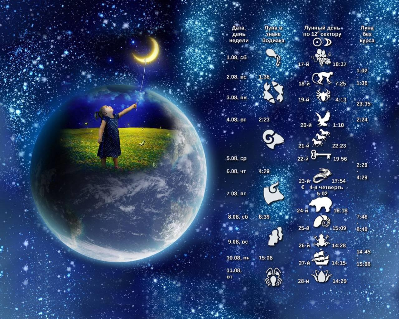 В день знакомства 9 лунный