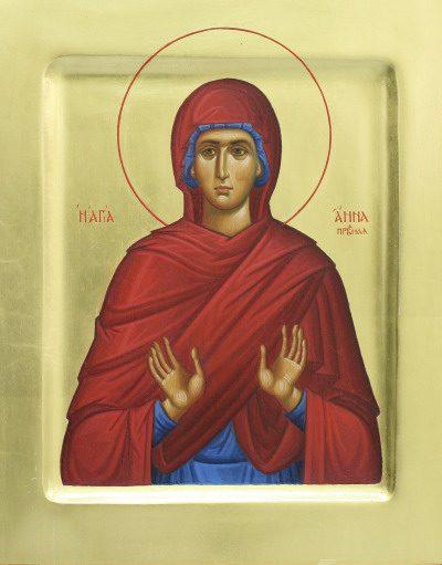 Svyataya Anna - ikona