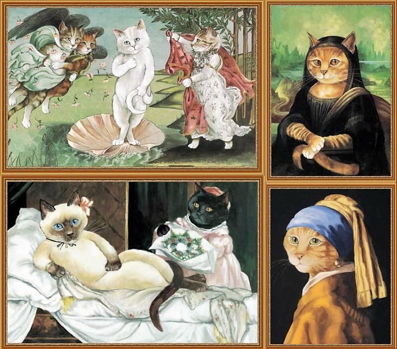 Susan- Herbert-cats-galore
