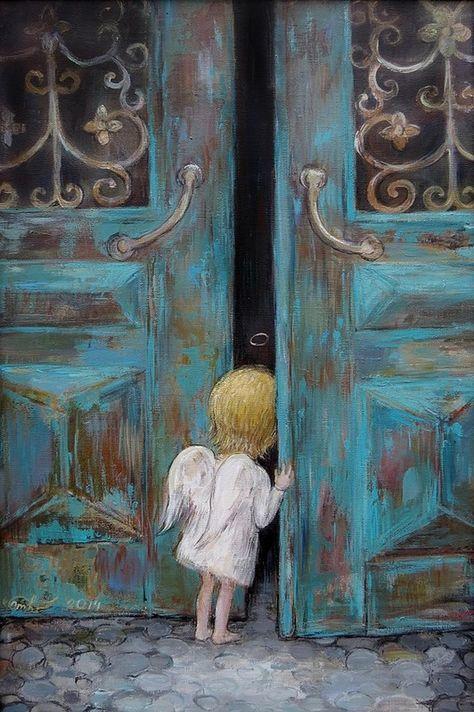 Ангел у двери, Нино Чакветадзе