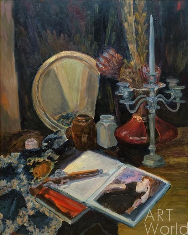 Поэзия живописи, Елена Полунина