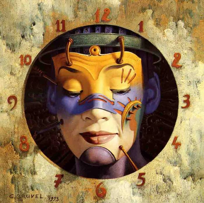 Часы, Гил Брювель, 1993