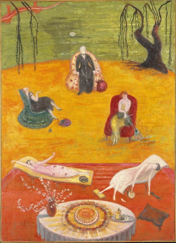 Жара, Флорина Штеттхаймер, 1919