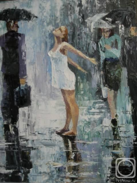 Летний дождь, Юлианна Короткова