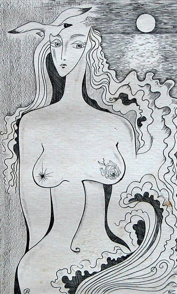 Афродита пенорождённая