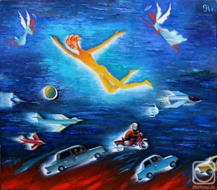 Полёт, Алексей Караев