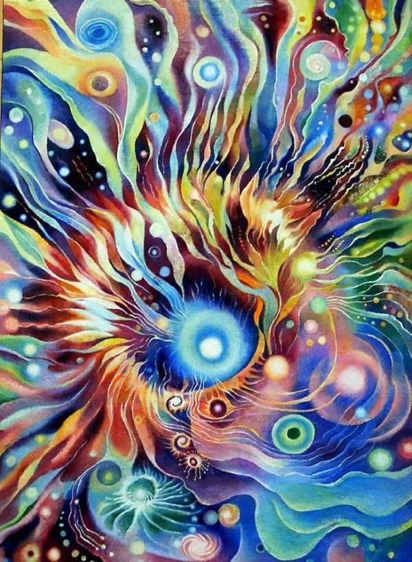 Рождение Вселенной, Александр Климов