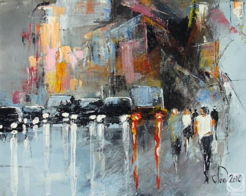 Уличное движение, Александр Леднев