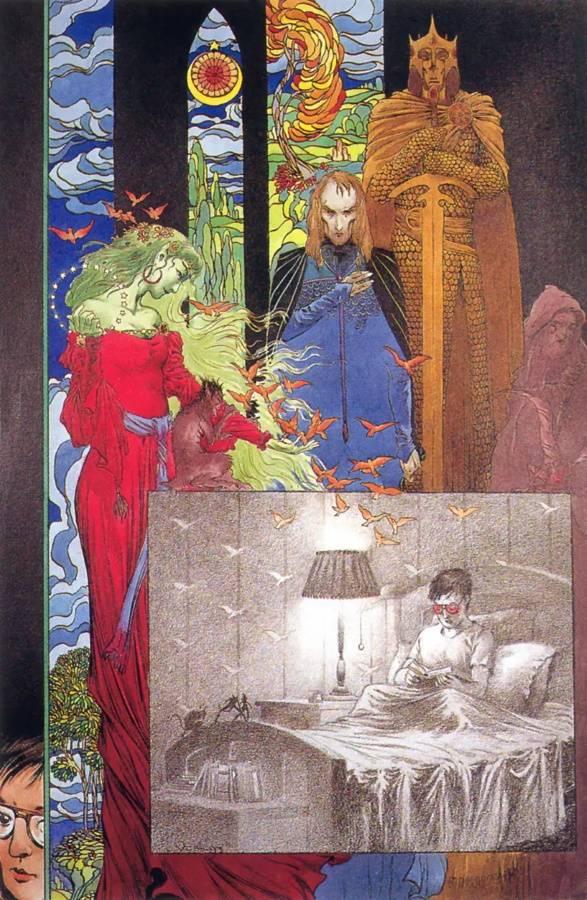 Книга магии 1, Чарльз Весс