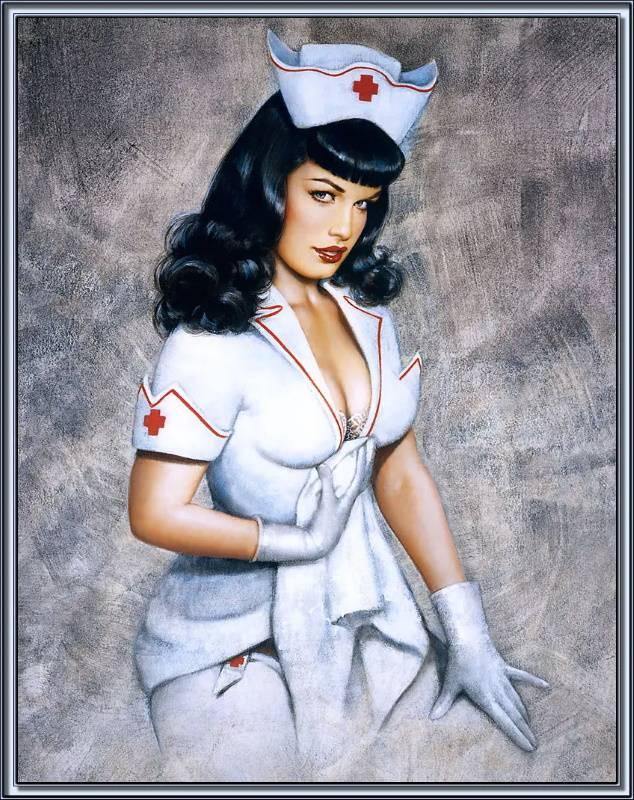 Медсестра, Оливия Де Берардинис