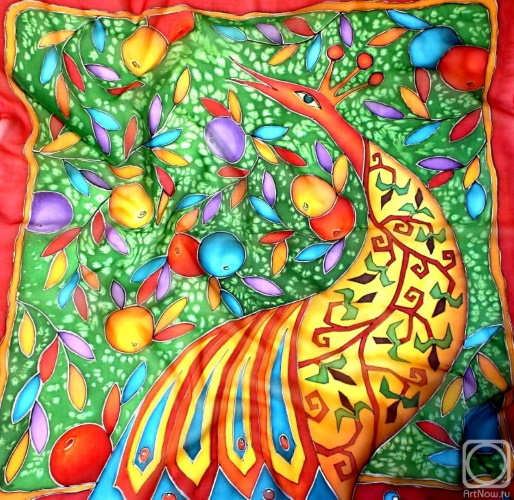 Райские яблоки, Нелли Павлова