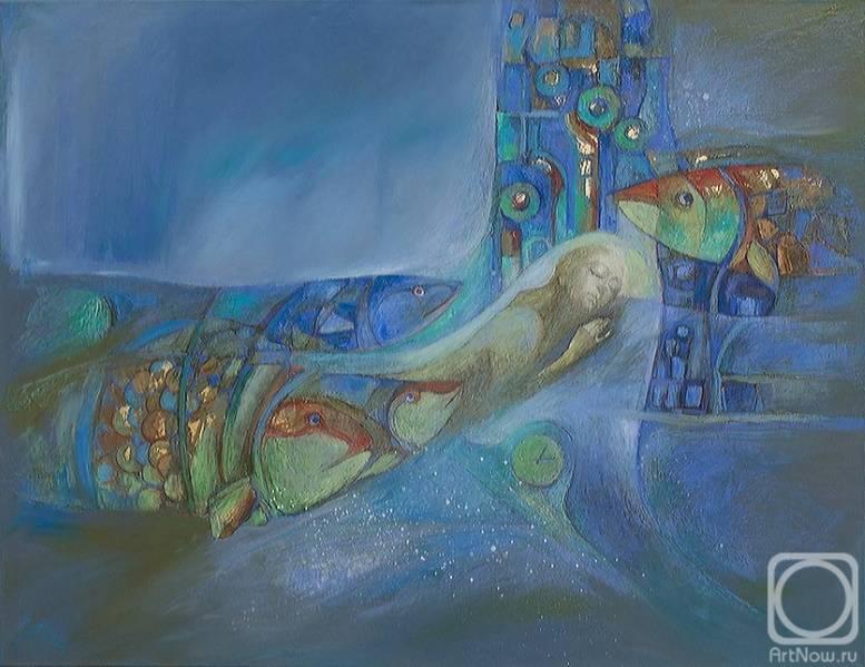 В синем безмолвии, Инесса Свиридова