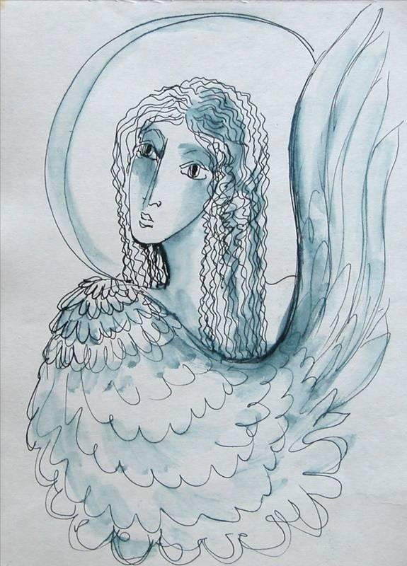 Крылатый ангел, Антонина Стреленко