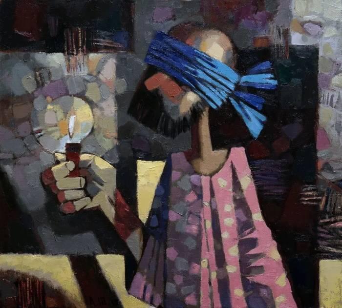 Невидимое, Андрей Шустов