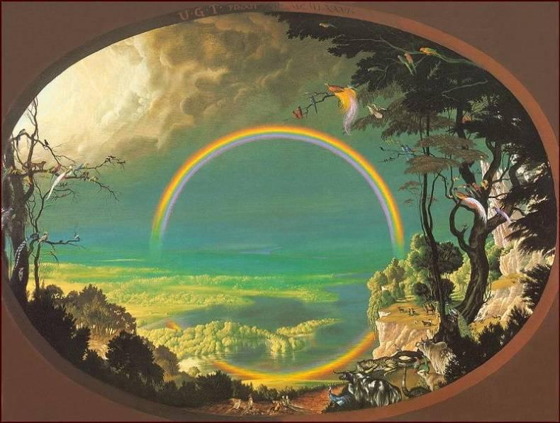 Красота радуги, Уль де Рико