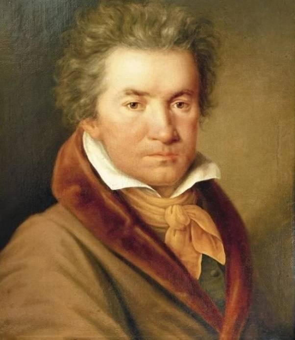 Портрет Бетховена, Меллер