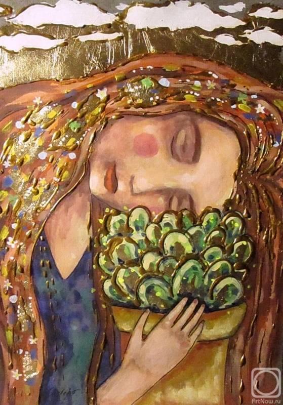 Сны о золотом дожде, Анна Шуберт