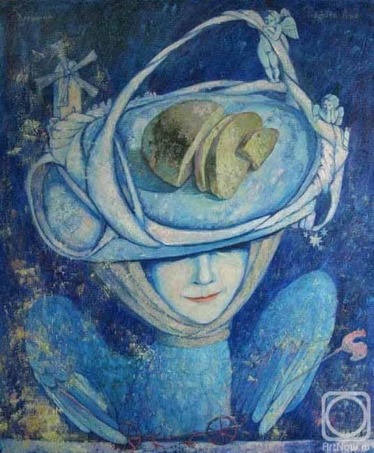 Хлебница, Анна Фёдорова