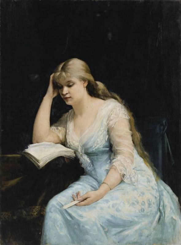 Вопрос о разводе, Мария Башкирцева