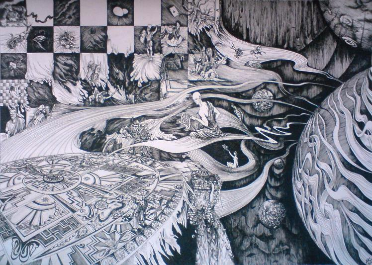 Наблюдатель большой Игры, Кирилл Часовских, 2009