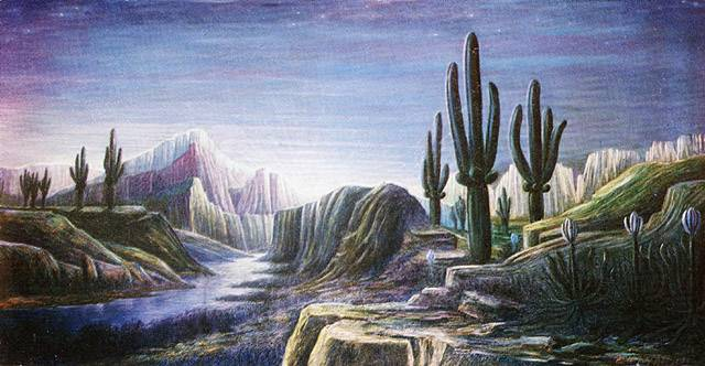 Планета Голубого Солнца 3, Георгий Курнин