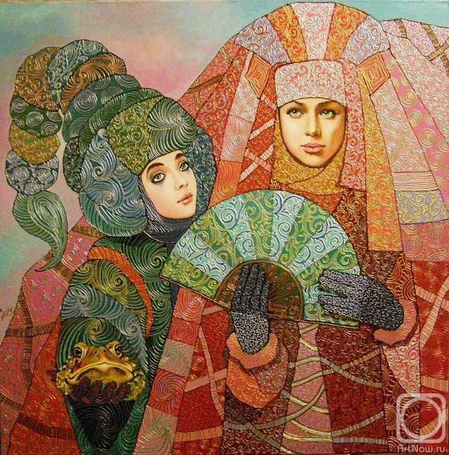 Лучшие подруги, Светлана Мищенко-Сапсай