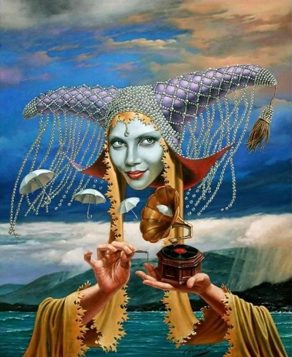 Мелодия дождя, Майкл Шеваль