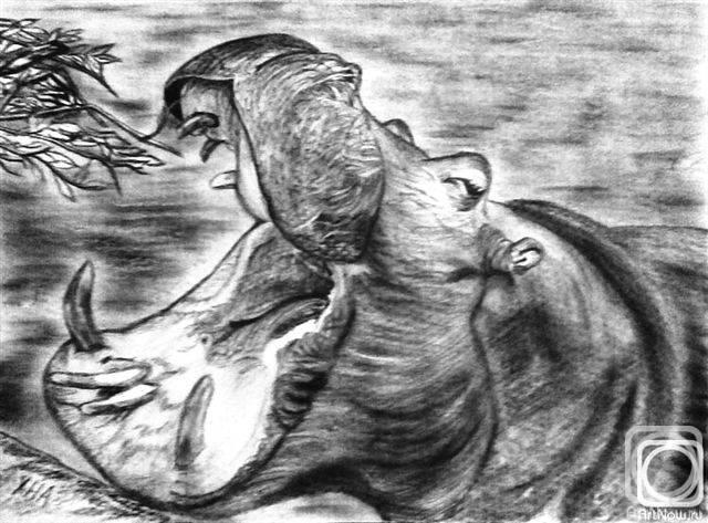 Бегемот, Наталия Хубеджева