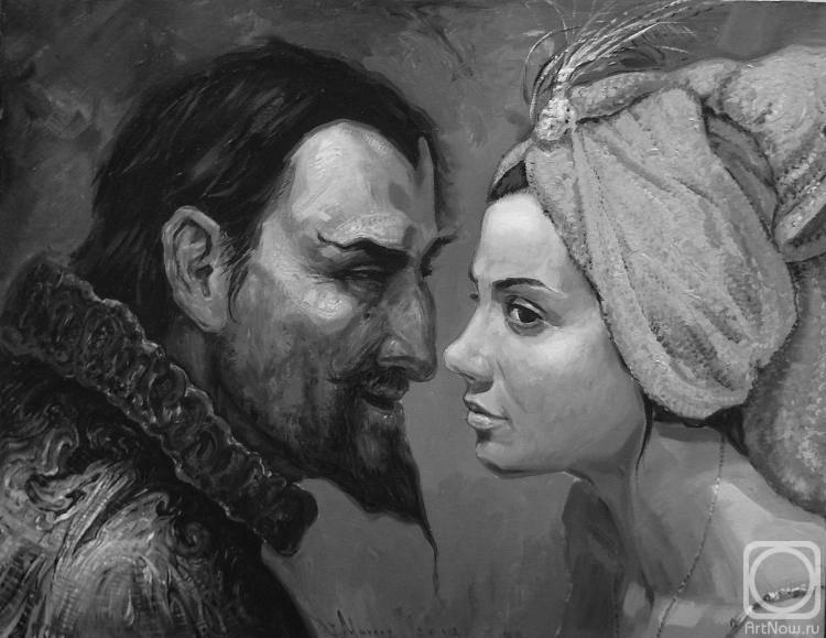 Интрига, Игорь Майков