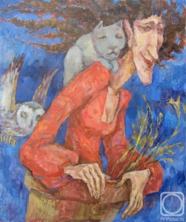 Ёжка, Инга Карашкевич, 2011